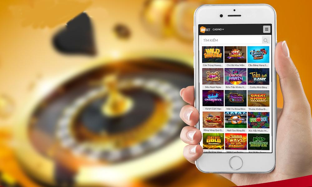 Tải ứng dụng 188Bet cho điện thoại IOS và Android