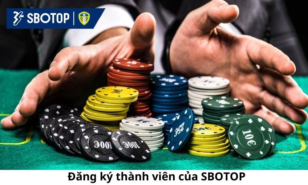 Đăng ký thành viên của SBOTOP