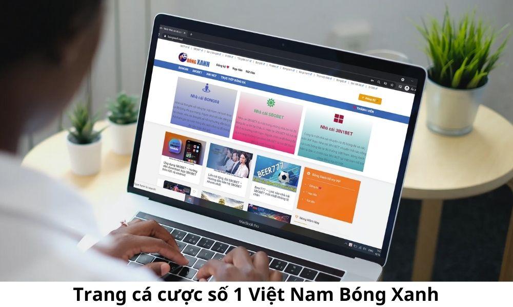 Trang cá cược số 1 Việt Nam Bóng Xanh